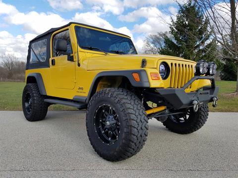 2005 Jeep® Wrangler Unlimited in Big Bend, Wisconsin - Photo 62