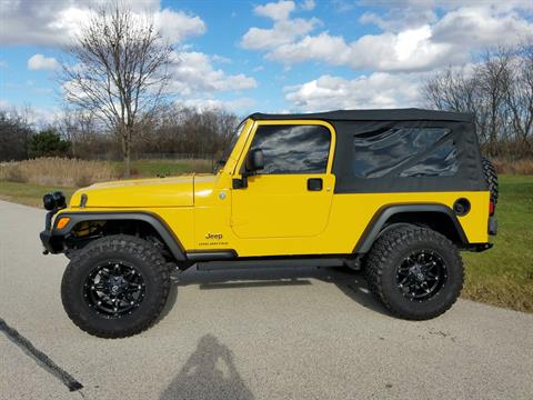 2005 Jeep® Wrangler Unlimited in Big Bend, Wisconsin - Photo 2
