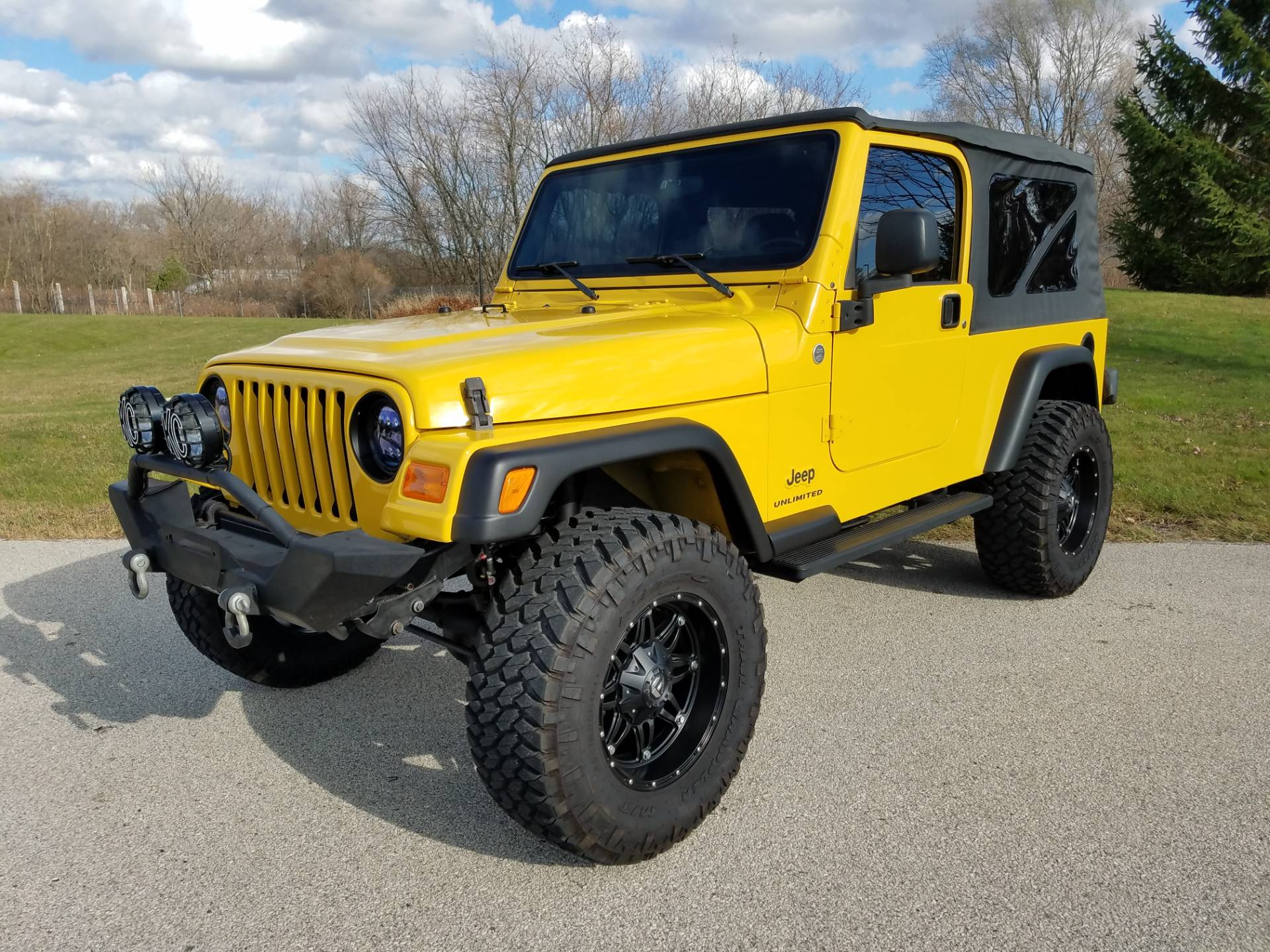 2005 Jeep® Wrangler Unlimited in Big Bend, Wisconsin - Photo 63