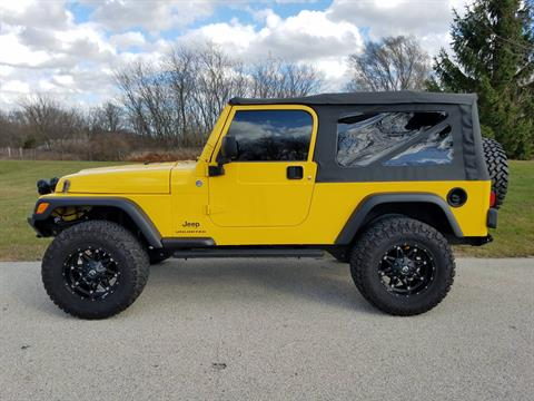 2005 Jeep® Wrangler Unlimited in Big Bend, Wisconsin - Photo 64