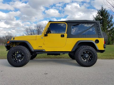 2005 Jeep® Wrangler Unlimited in Big Bend, Wisconsin - Photo 65