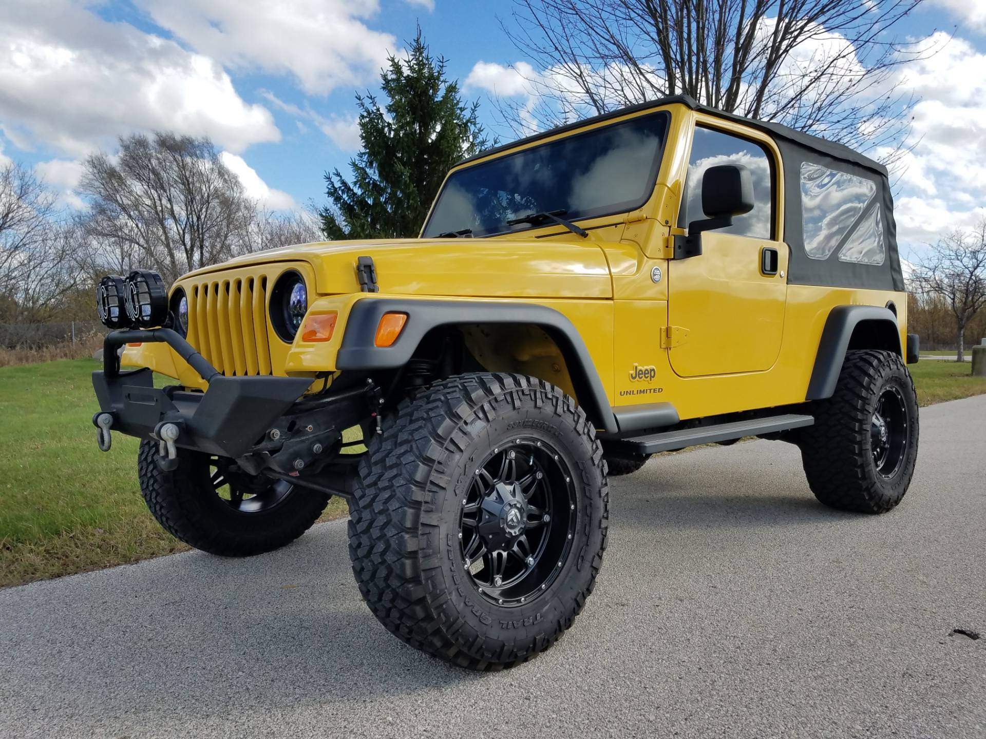 2005 Jeep® Wrangler Unlimited in Big Bend, Wisconsin - Photo 28