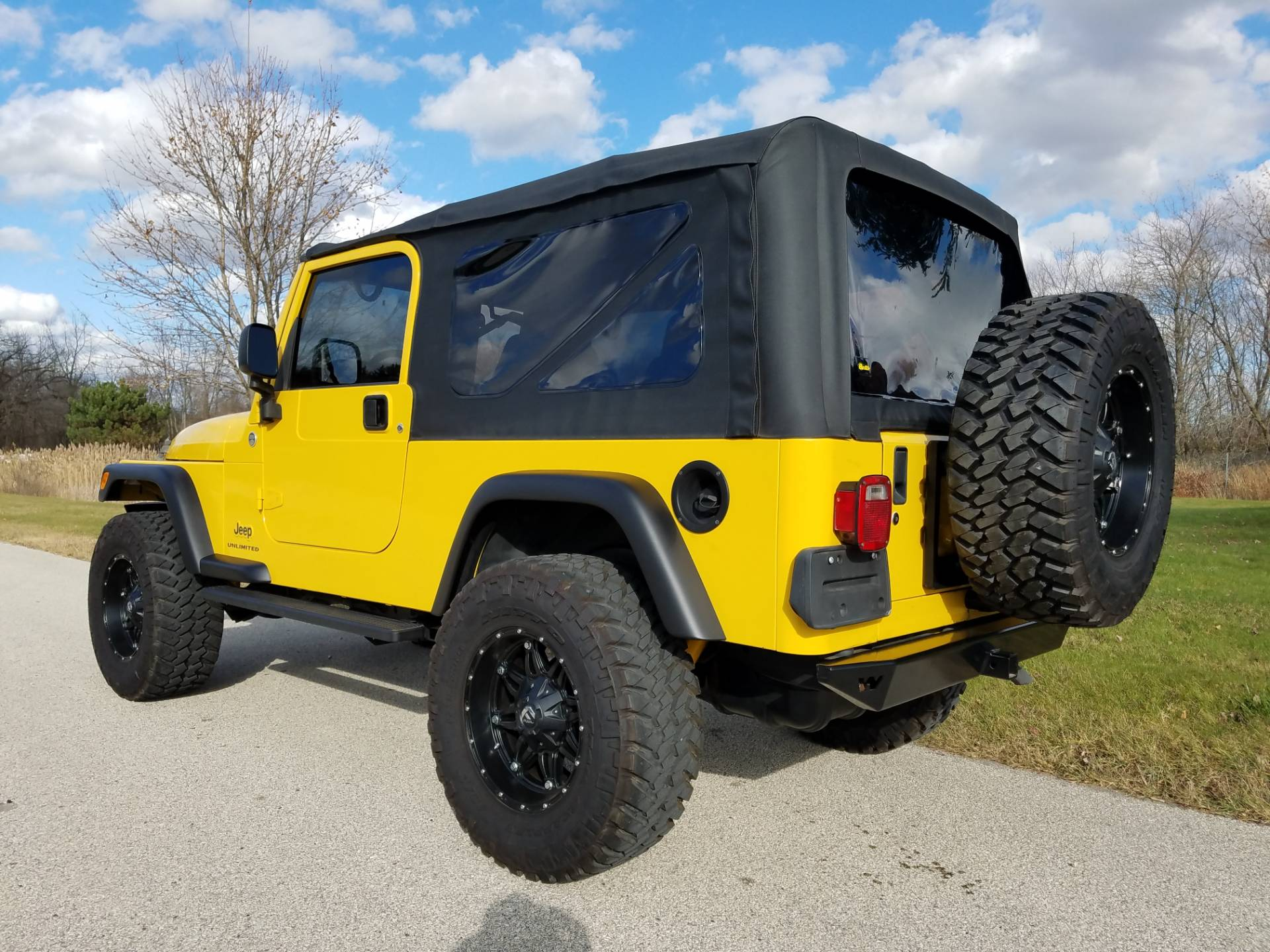 2005 Jeep® Wrangler Unlimited in Big Bend, Wisconsin - Photo 66