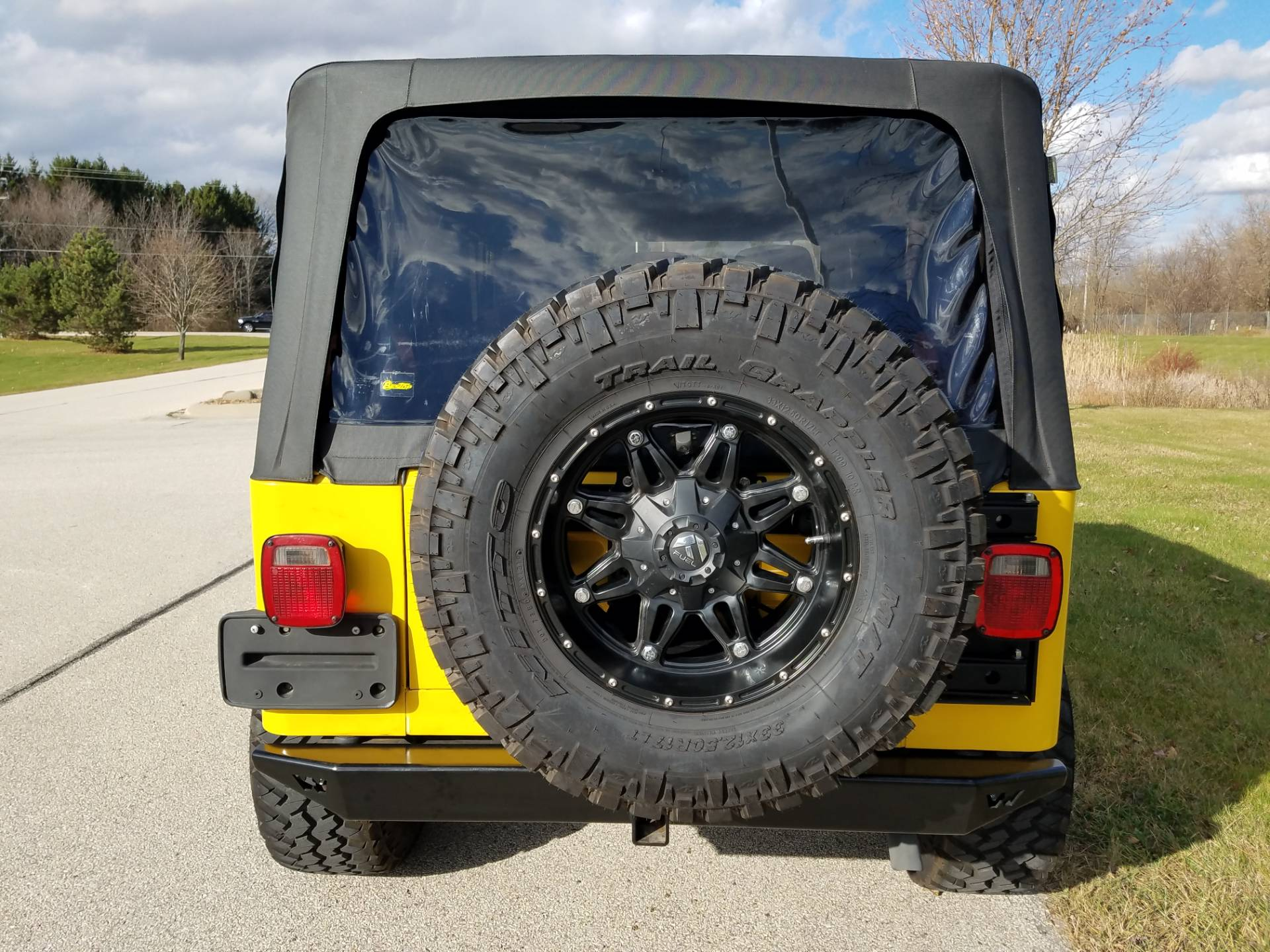 2005 Jeep® Wrangler Unlimited in Big Bend, Wisconsin - Photo 94