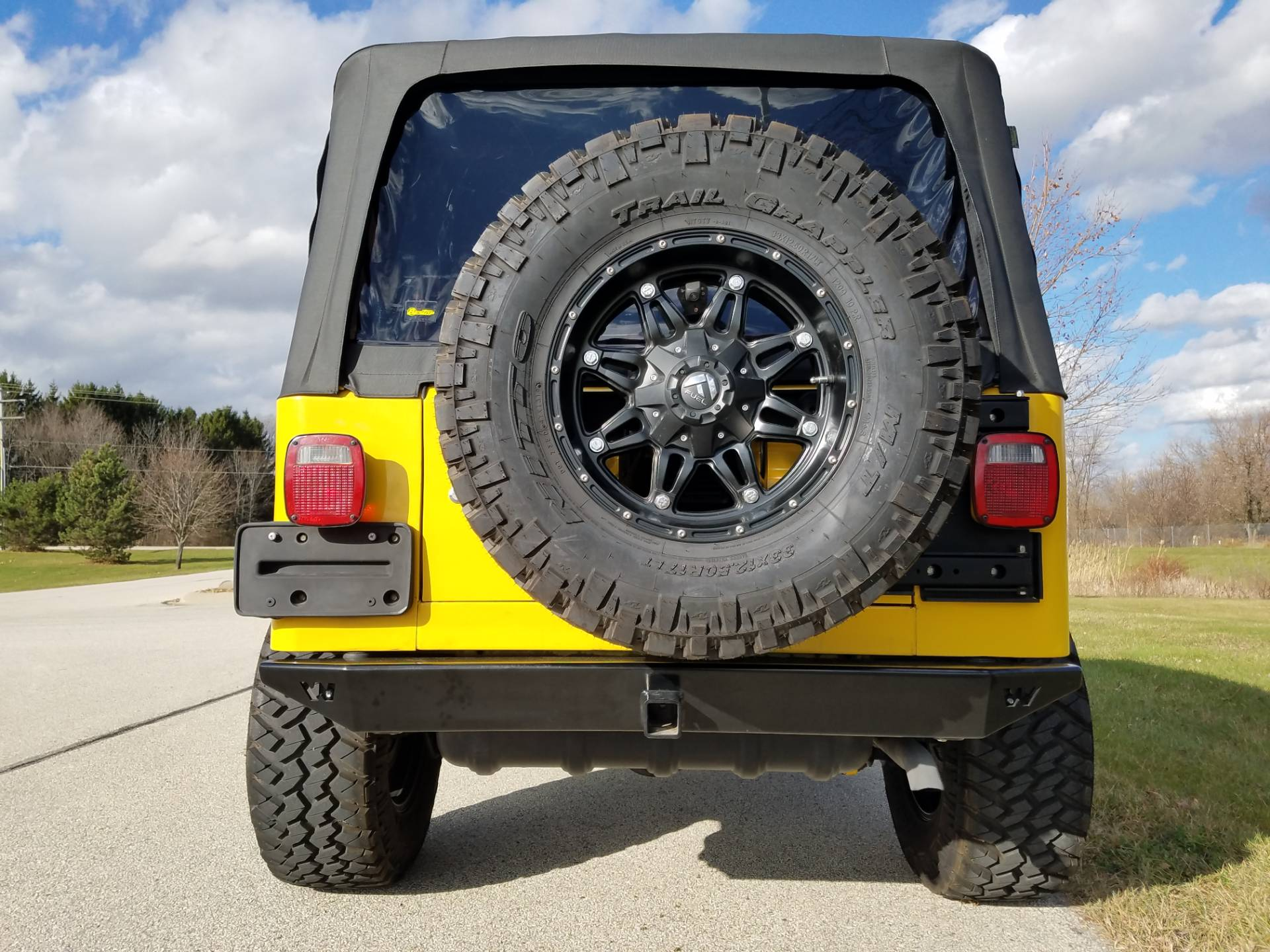 2005 Jeep® Wrangler Unlimited in Big Bend, Wisconsin - Photo 95