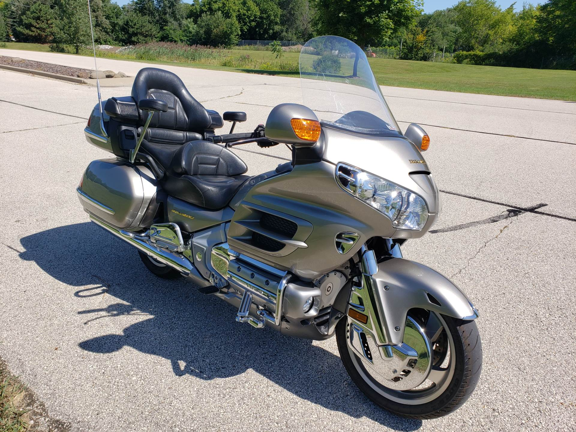 2002 Honda Gold Wing in Big Bend, Wisconsin - Photo 2