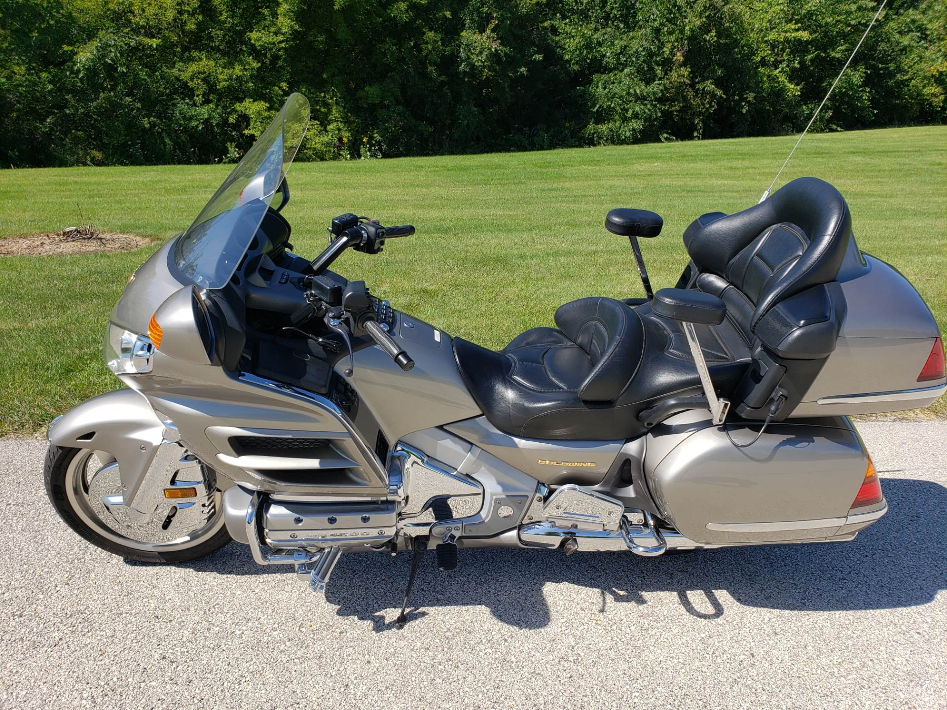 2002 Honda Gold Wing in Big Bend, Wisconsin - Photo 5