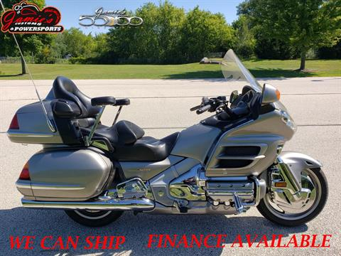 2002 Honda Gold Wing in Big Bend, Wisconsin - Photo 1