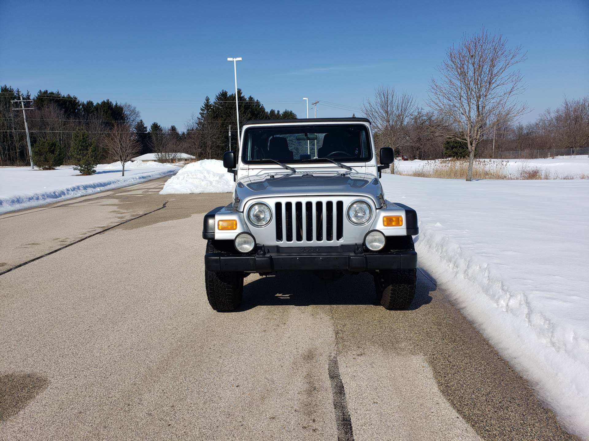 2005 Jeep Wrangler Rubicon in Big Bend, Wisconsin - Photo 2