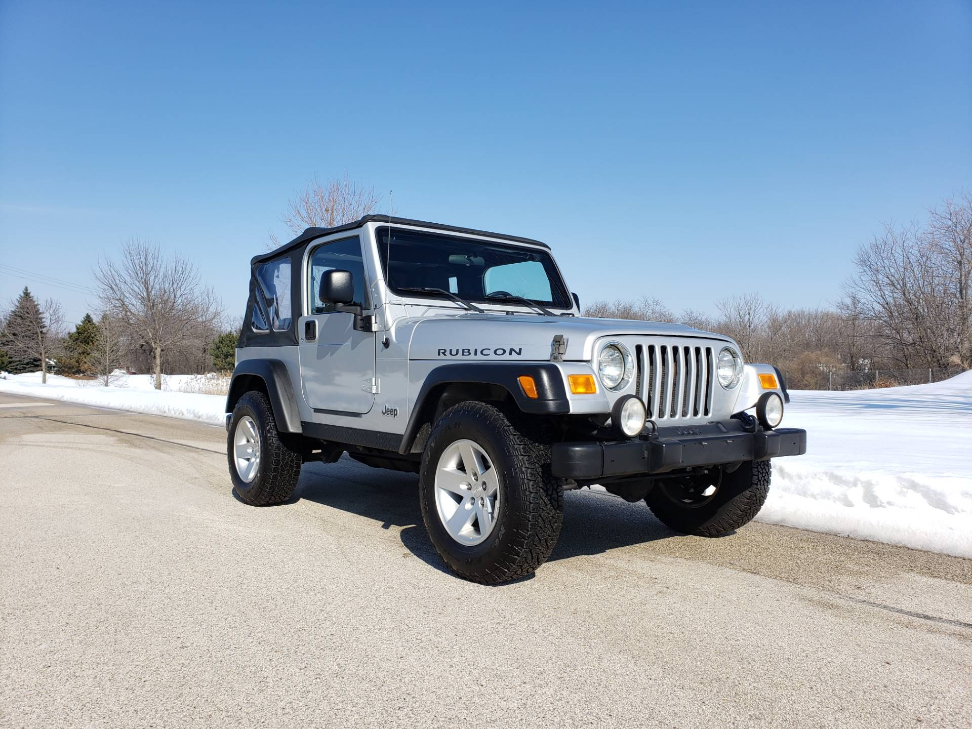 2005 Jeep Wrangler Rubicon in Big Bend, Wisconsin - Photo 3