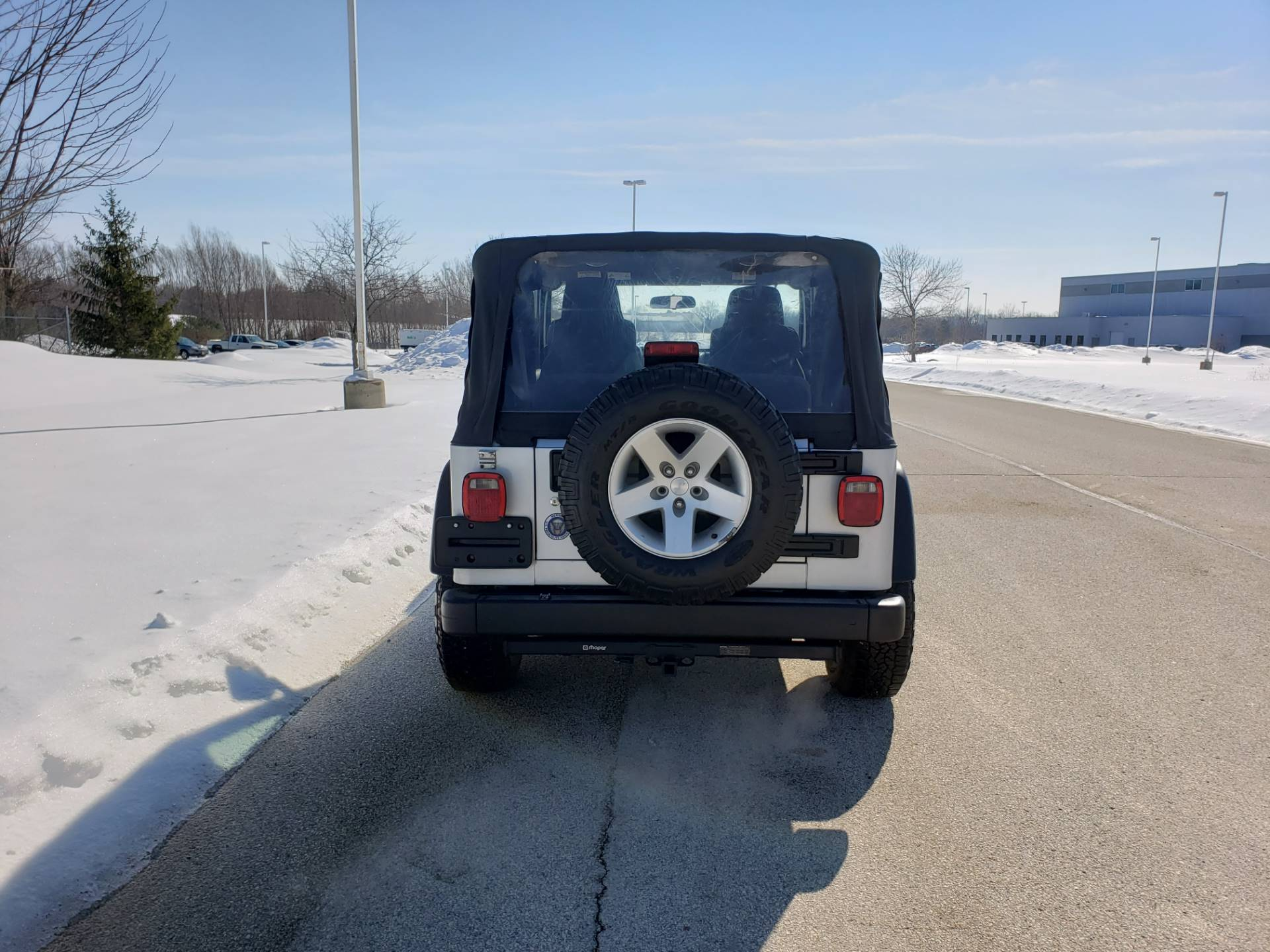 2005 Jeep Wrangler Rubicon in Big Bend, Wisconsin - Photo 5