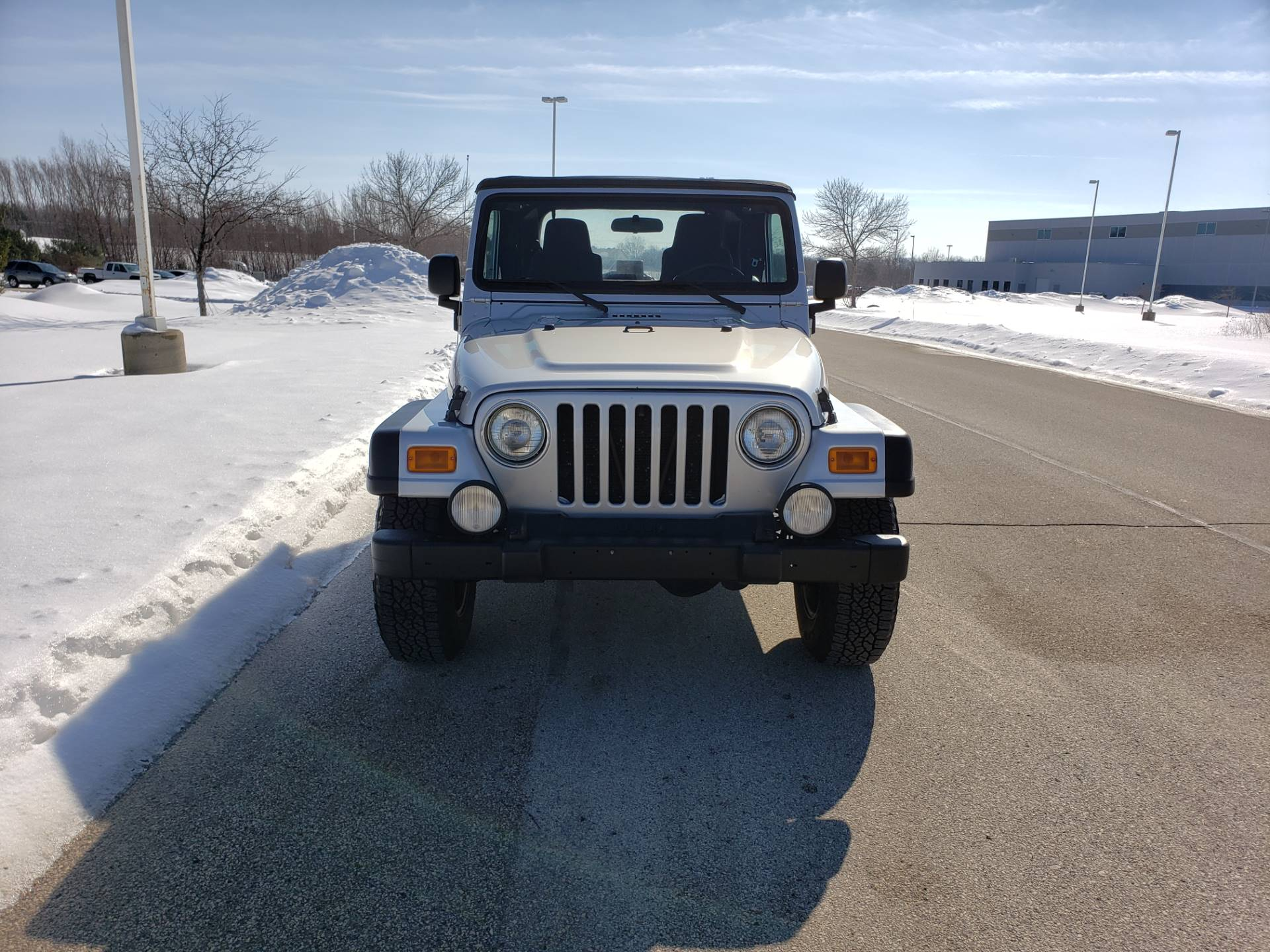 2005 Jeep Wrangler Rubicon in Big Bend, Wisconsin - Photo 6