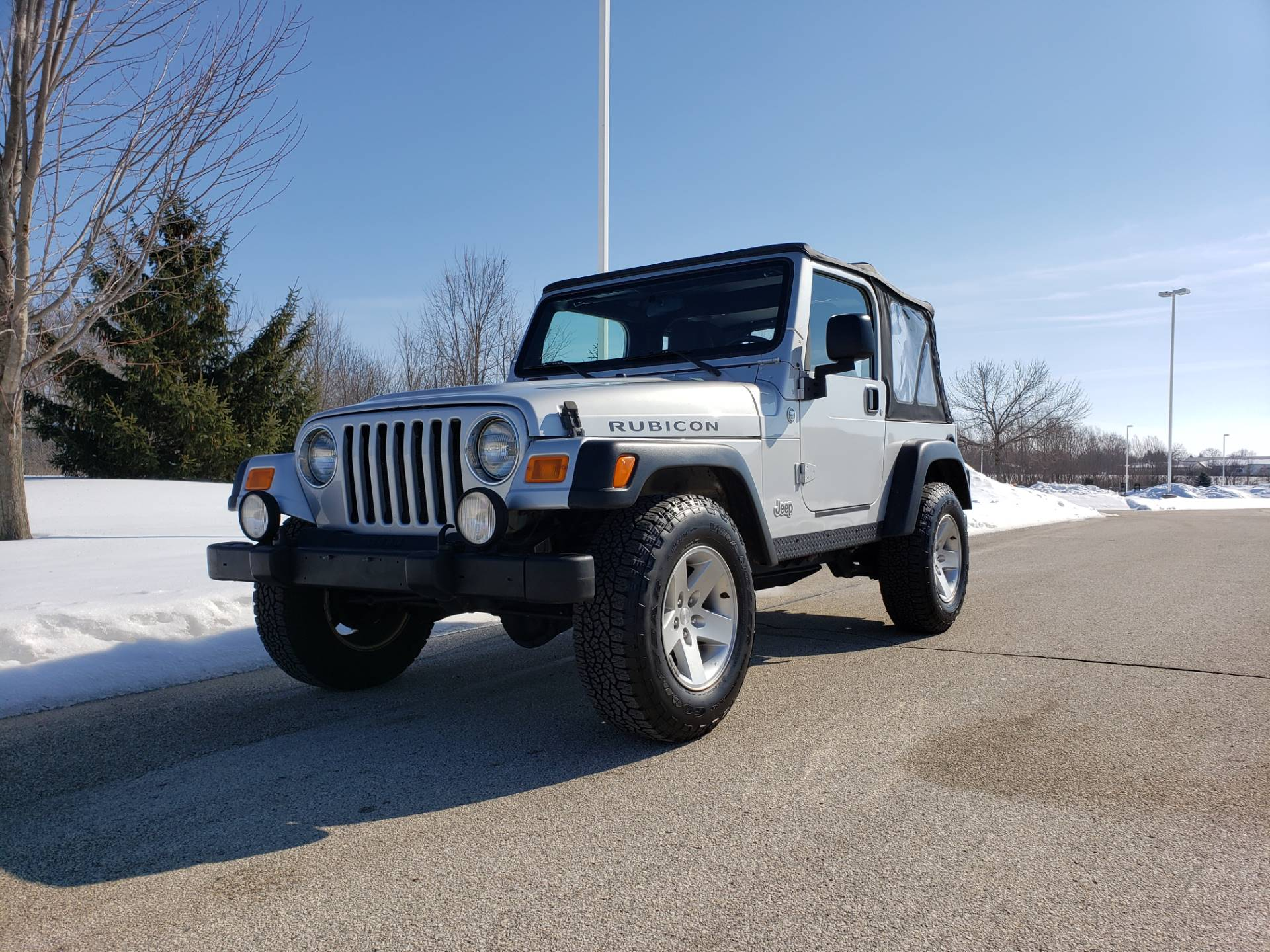 2005 Jeep Wrangler Rubicon in Big Bend, Wisconsin - Photo 7