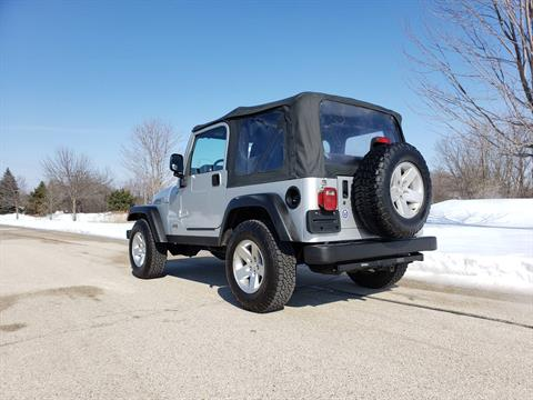 2005 Jeep Wrangler Rubicon in Big Bend, Wisconsin - Photo 9