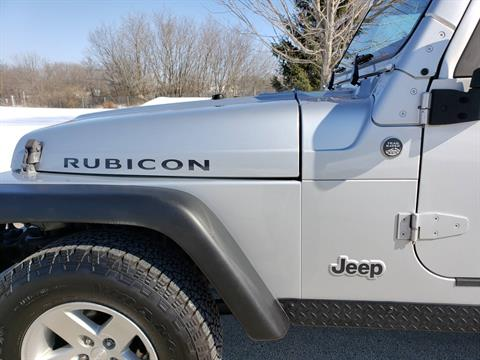 2005 Jeep Wrangler Rubicon in Big Bend, Wisconsin - Photo 12