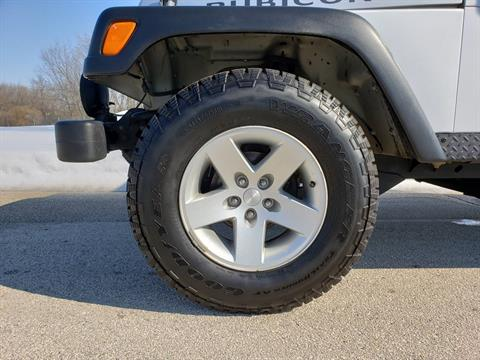 2005 Jeep Wrangler Rubicon in Big Bend, Wisconsin - Photo 13