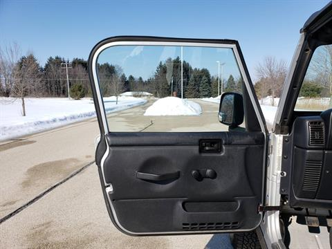 2005 Jeep Wrangler Rubicon in Big Bend, Wisconsin - Photo 21