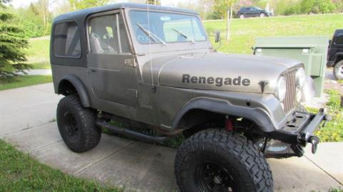 1978 Jeep Renegade CJ7 in Big Bend, Wisconsin - Photo 1