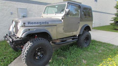 1978 Jeep Renegade CJ7 in Big Bend, Wisconsin - Photo 7
