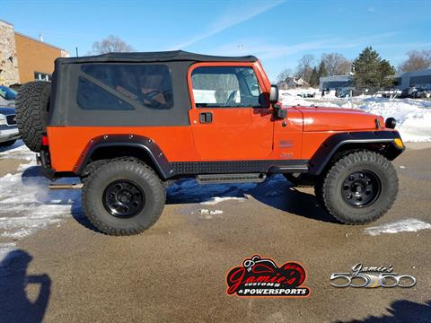 2006 Jeep® Wrangler Unlimited in Big Bend, Wisconsin