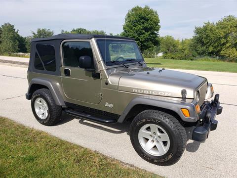 2005 Jeep Wrangler Rubicon 4WD 2dr SUV in Big Bend, Wisconsin - Photo 2