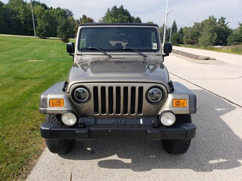 2005 Jeep Wrangler Rubicon 4WD 2dr SUV in Big Bend, Wisconsin - Photo 3