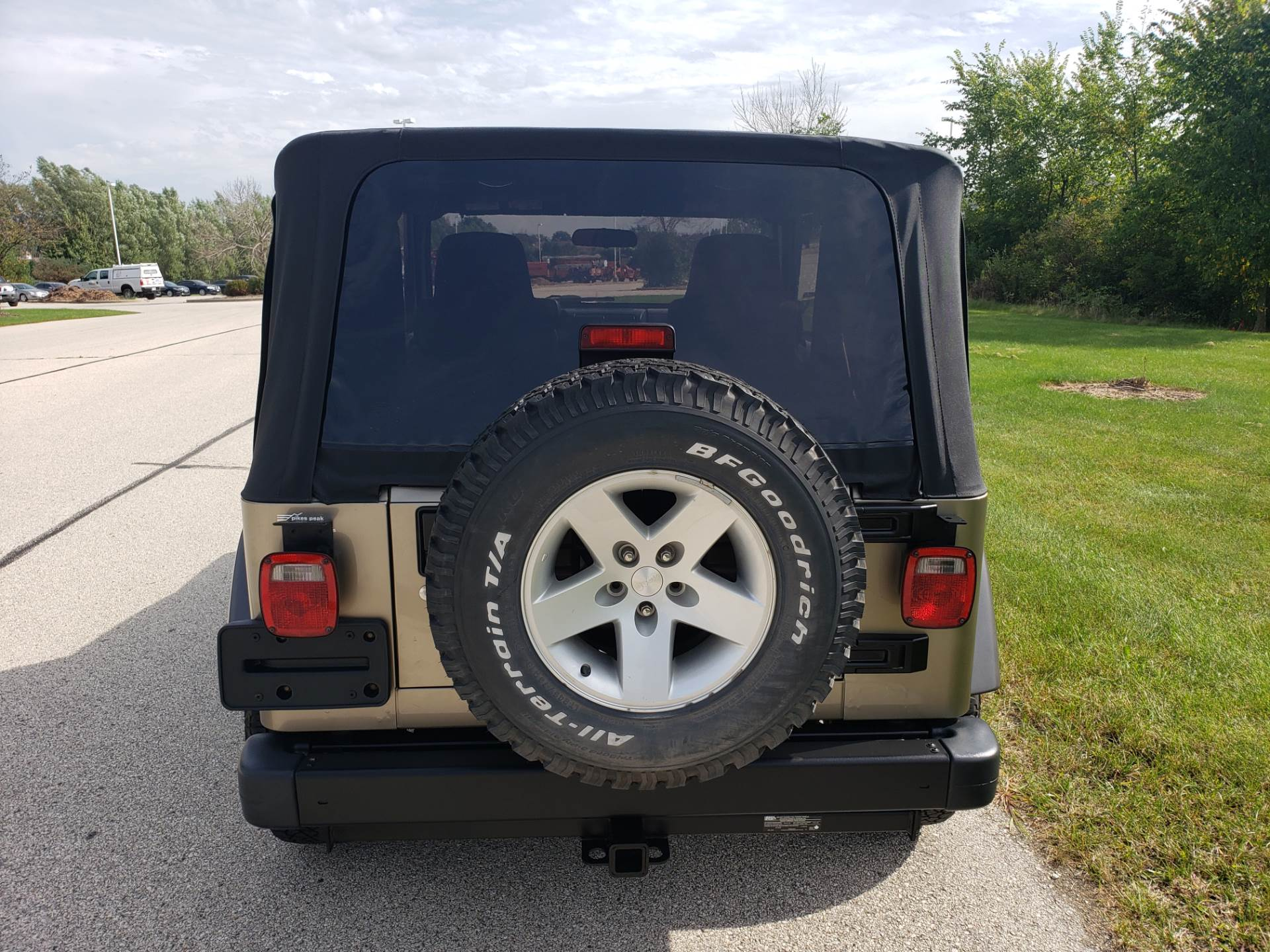 2005 Jeep Wrangler Rubicon 4WD 2dr SUV in Big Bend, Wisconsin - Photo 19