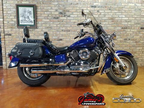 2009 Yamaha V Star 1100 Silverado in Big Bend, Wisconsin - Photo 1