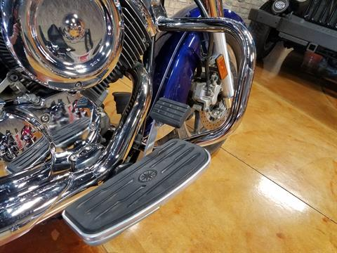 2009 Yamaha V Star 1100 Silverado in Big Bend, Wisconsin - Photo 10