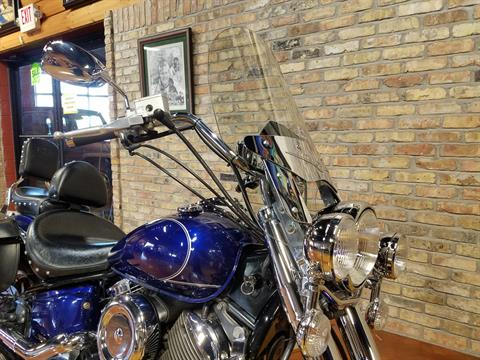 2009 Yamaha V Star 1100 Silverado in Big Bend, Wisconsin - Photo 15