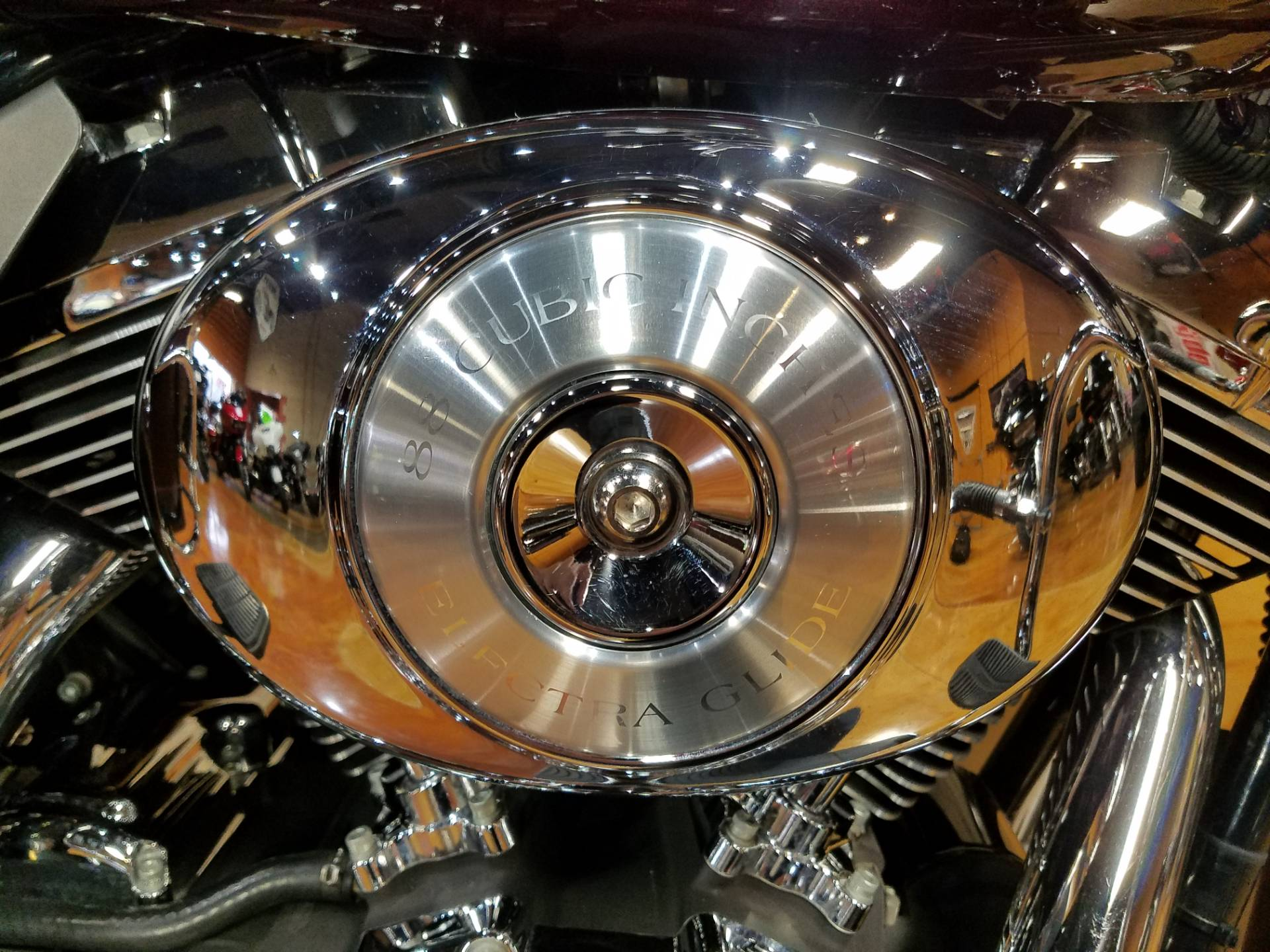 2005 Harley-Davidson FLHTC/FLHTCI Electra Glide® Classic in Big Bend, Wisconsin - Photo 10