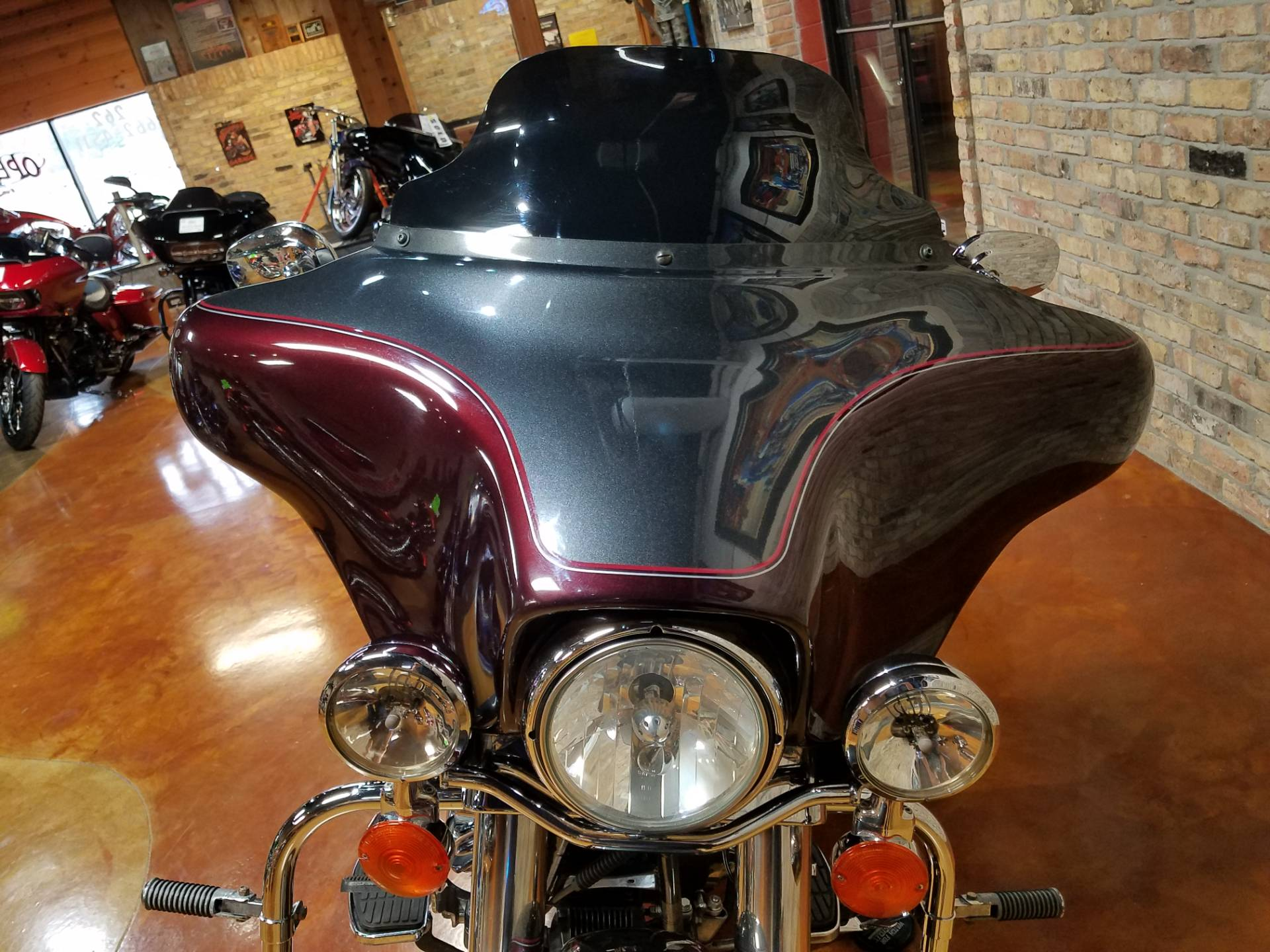 2005 Harley-Davidson FLHTC/FLHTCI Electra Glide® Classic in Big Bend, Wisconsin - Photo 21
