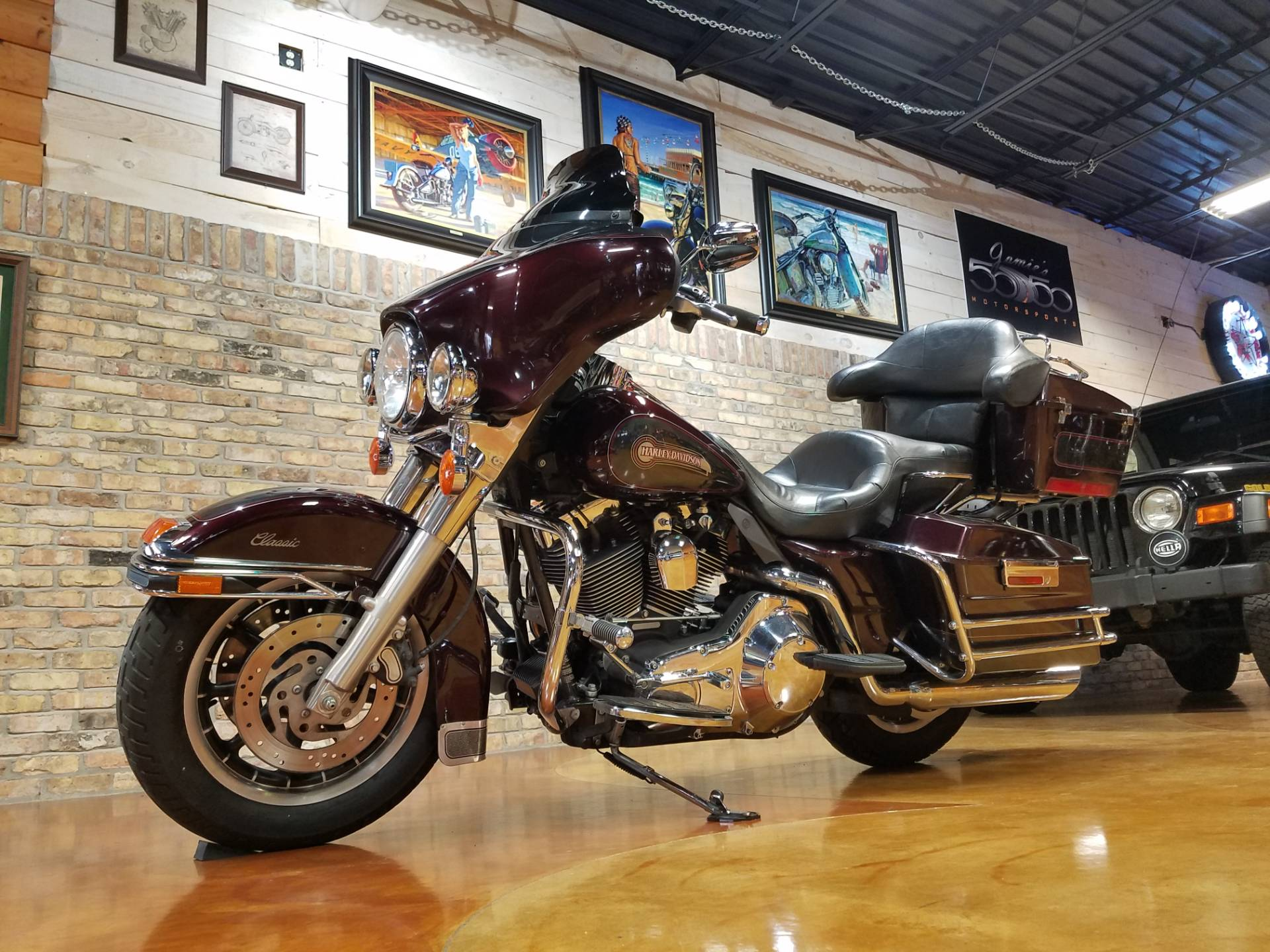 2005 Harley-Davidson FLHTC/FLHTCI Electra Glide® Classic in Big Bend, Wisconsin - Photo 35