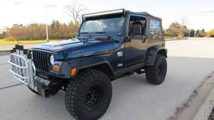 2005 Jeep Wrangler X in Big Bend, Wisconsin - Photo 1