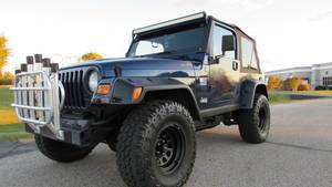 2005 Jeep Wrangler X in Big Bend, Wisconsin - Photo 7