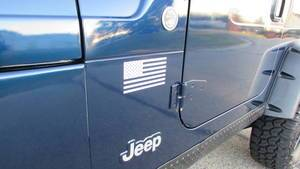 2005 Jeep Wrangler X in Big Bend, Wisconsin - Photo 13