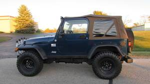 2005 Jeep Wrangler X in Big Bend, Wisconsin - Photo 3