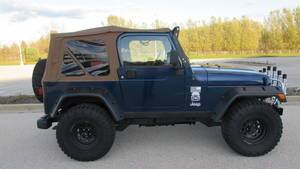 2005 Jeep Wrangler X in Big Bend, Wisconsin - Photo 4