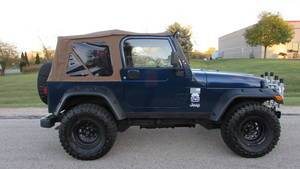 2005 Jeep Wrangler X in Big Bend, Wisconsin - Photo 27