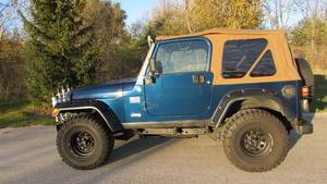 2005 Jeep Wrangler X in Big Bend, Wisconsin - Photo 28