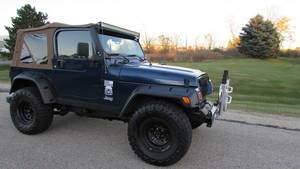 2005 Jeep Wrangler X in Big Bend, Wisconsin - Photo 29