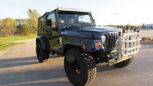 2005 Jeep Wrangler X in Big Bend, Wisconsin - Photo 38