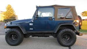 2005 Jeep Wrangler X in Big Bend, Wisconsin - Photo 44