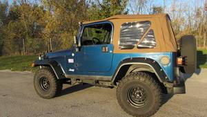 2005 Jeep Wrangler X in Big Bend, Wisconsin - Photo 55