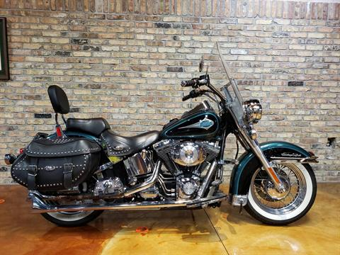 2000 Harley-Davidson FLSTC Heritage Softail® Classic in Big Bend, Wisconsin - Photo 1