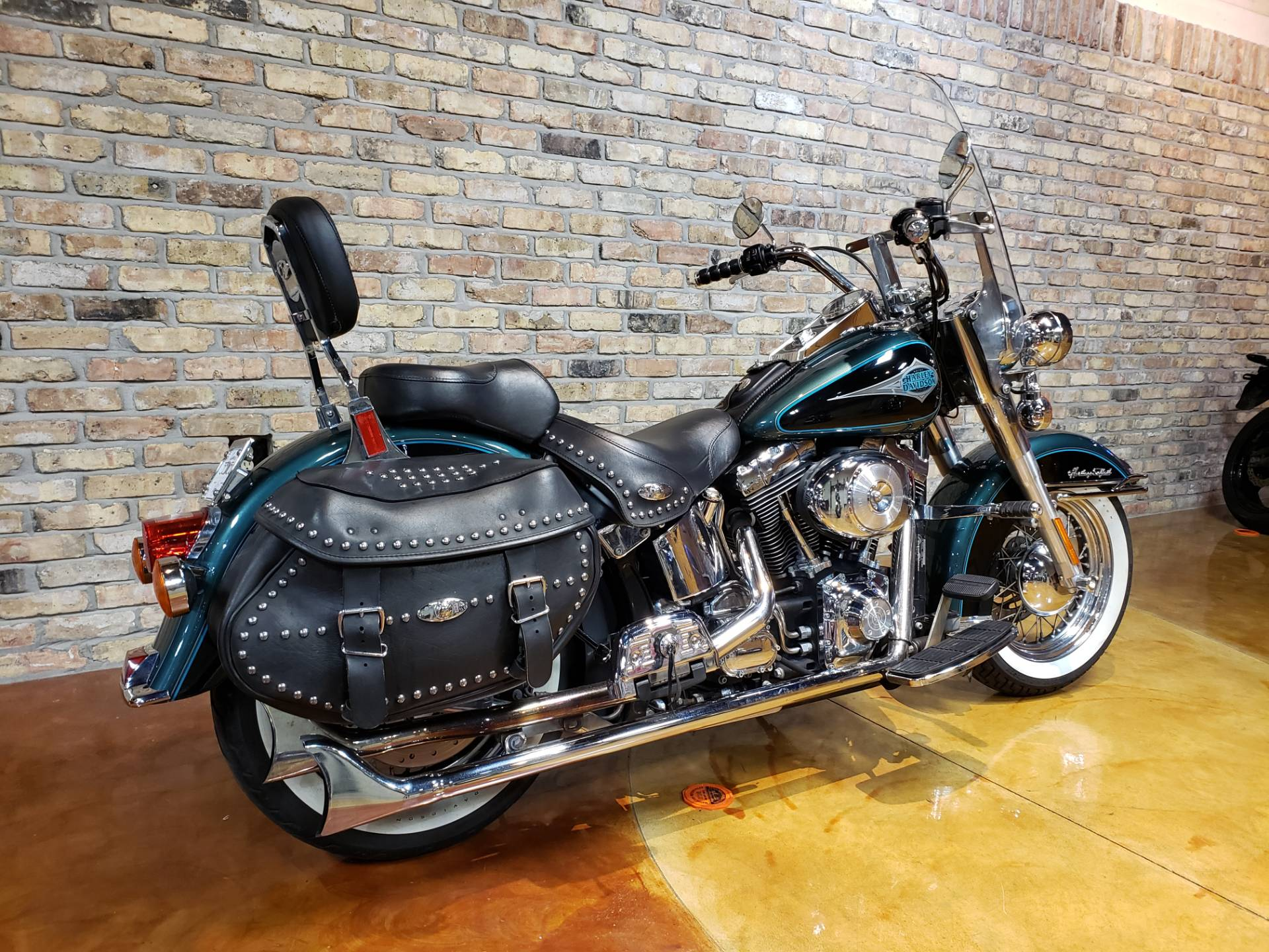 2000 Harley-Davidson FLSTC Heritage Softail® Classic in Big Bend, Wisconsin - Photo 3