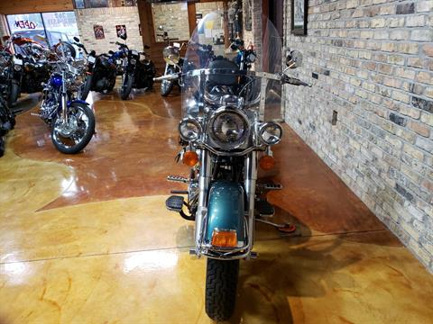 2000 Harley-Davidson FLSTC Heritage Softail® Classic in Big Bend, Wisconsin - Photo 10