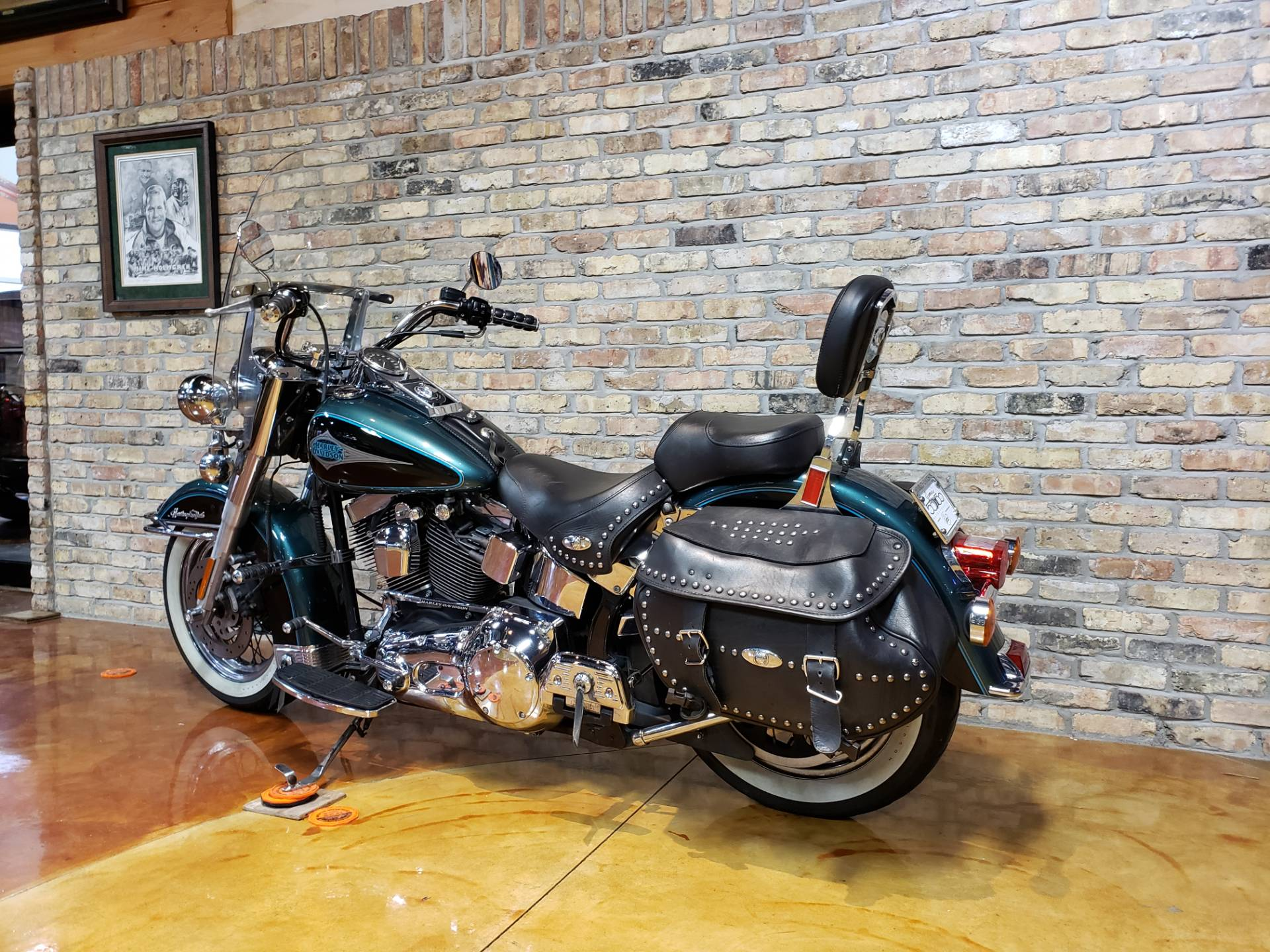 2000 Harley-Davidson FLSTC Heritage Softail® Classic in Big Bend, Wisconsin - Photo 20