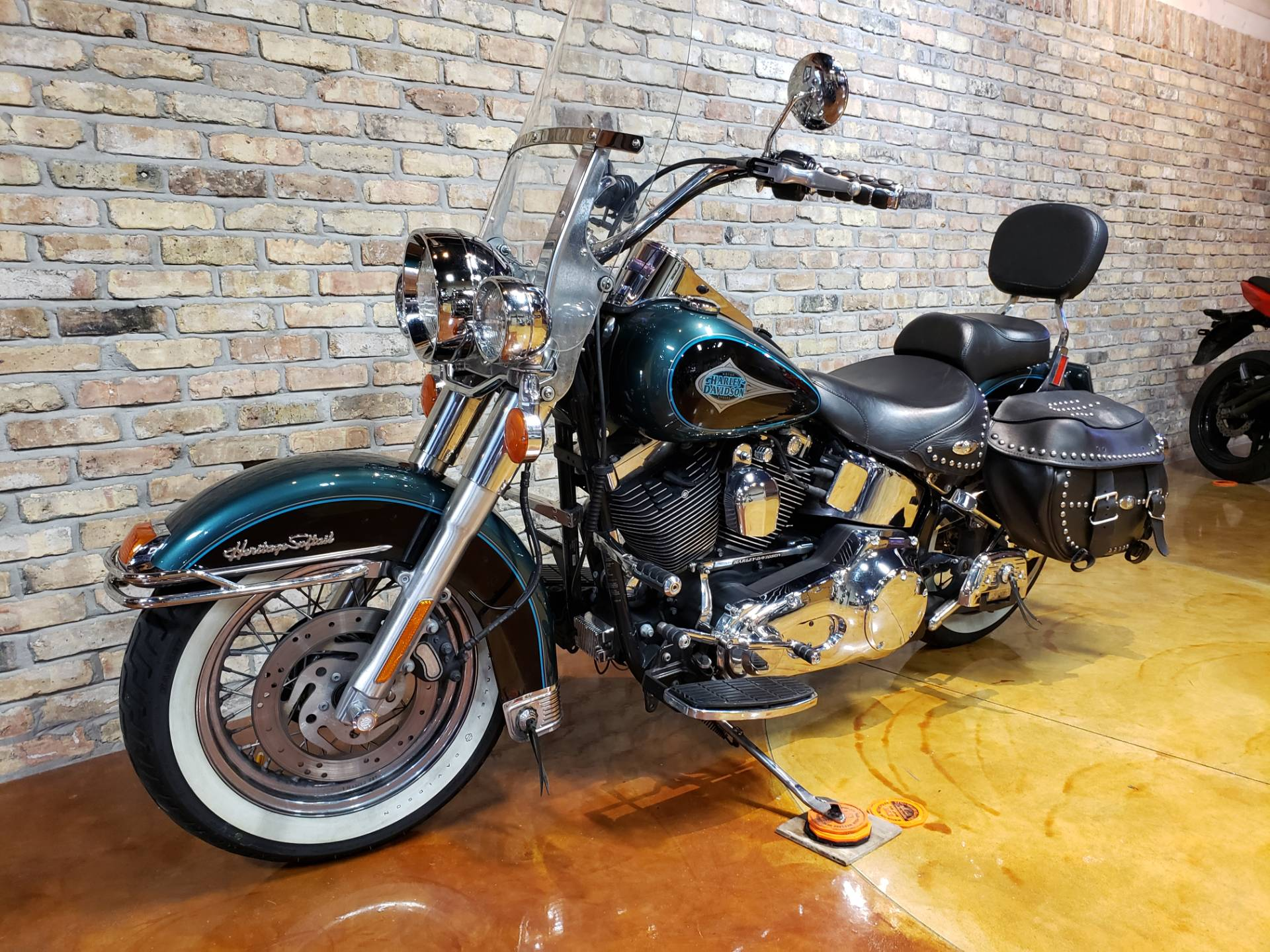 2000 Harley-Davidson FLSTC Heritage Softail® Classic in Big Bend, Wisconsin - Photo 21