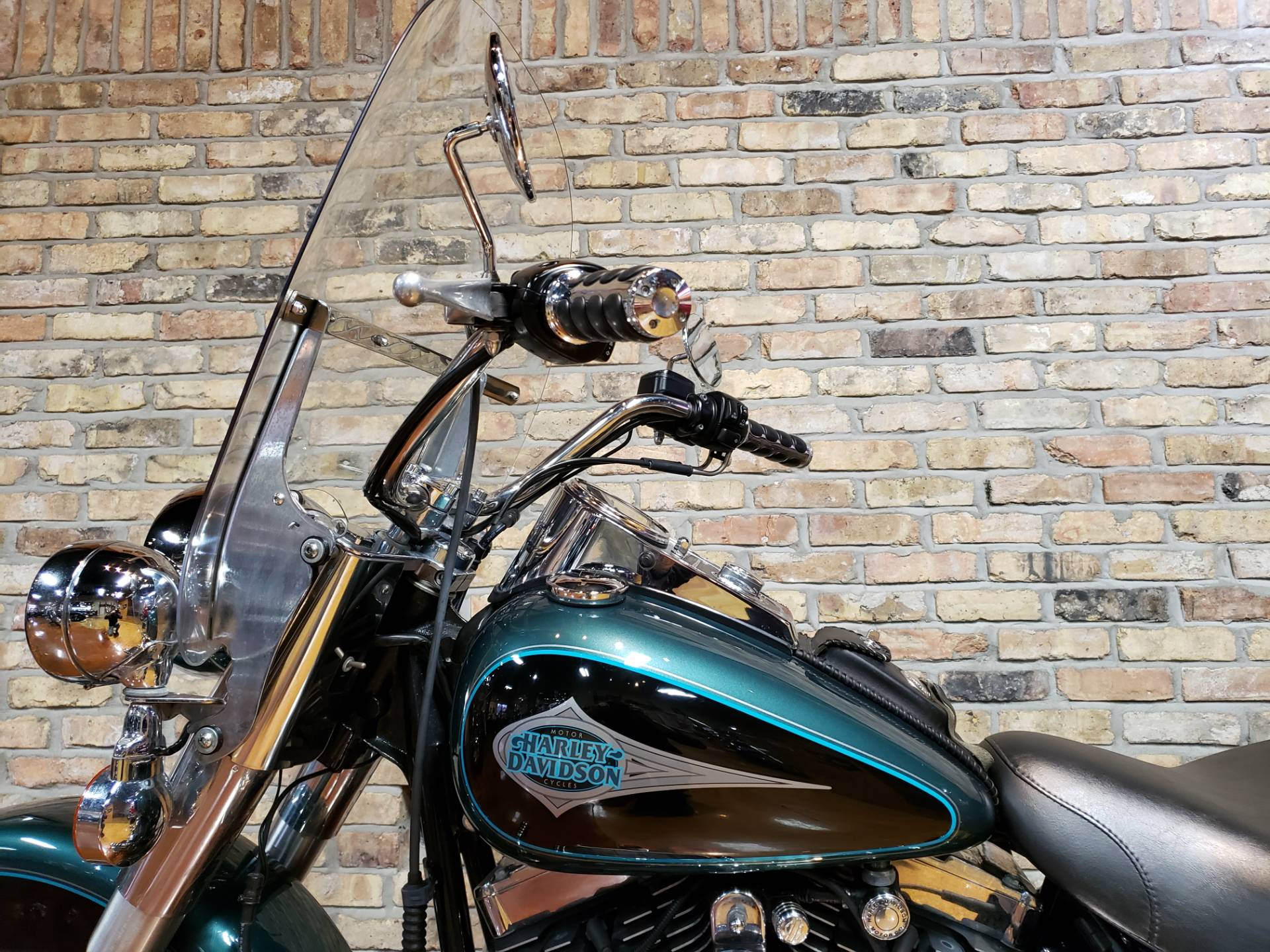 2000 Harley-Davidson FLSTC Heritage Softail® Classic in Big Bend, Wisconsin - Photo 25